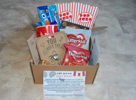 The goody box