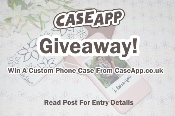 Blog Case App Giveaway