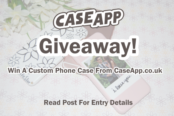 Blog Case App Giveaway